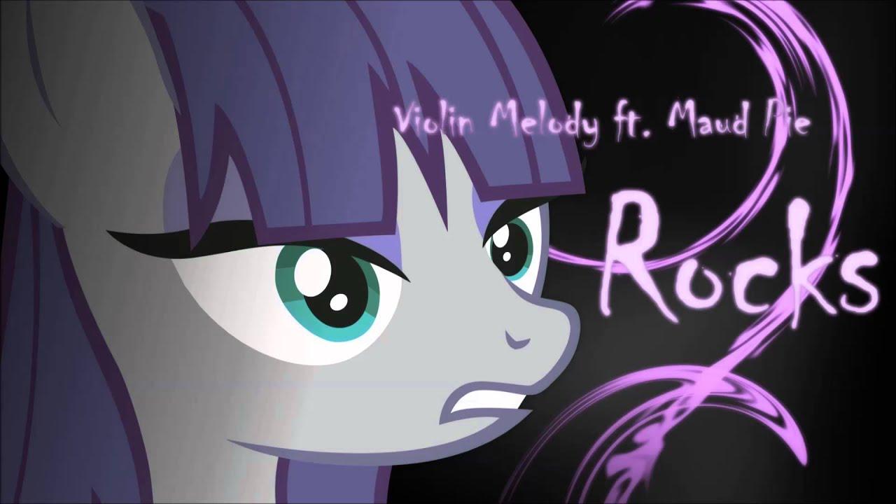 Violin Melody ft. Maud Pie - Rocks (Maud's Rock Poem Remix) - YouTube
