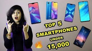 Top 5 Best Smartphones under 15000 Rupees | DECEMBER 2018 |