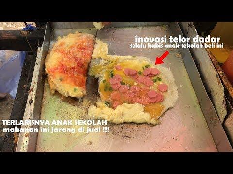 LARIS BANGET DI SEKOLAH !! JUALAN INI PRIMADONA SEKALI | INDONESIA STREET FOOD#397