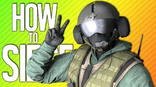 HOW TO SIEGE | Rainbow Six Siege