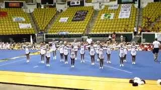 UCA Cheer Camp Extreme Routine Champs: Central High Varsity