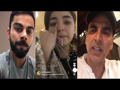 Akshay Kumar And Virat Kohli's Angry Message On Zaira Wasim Molestation Case thumbnail