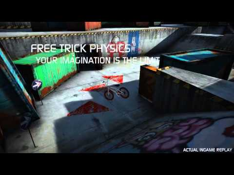 Touchgrind BMX APK Cover