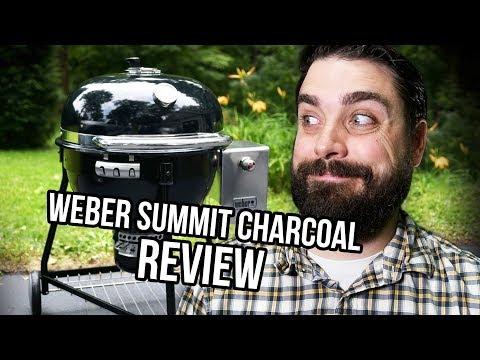 Weber Summit Charcoal Holzkohlegrill : Should i get a weber summit charcoal grill :: videolike