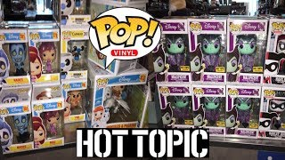 EPISODE 132-TOY HUNT AT HOT TOPIC/TOYSRUS & TARGET! NEW HERCULES POPS!