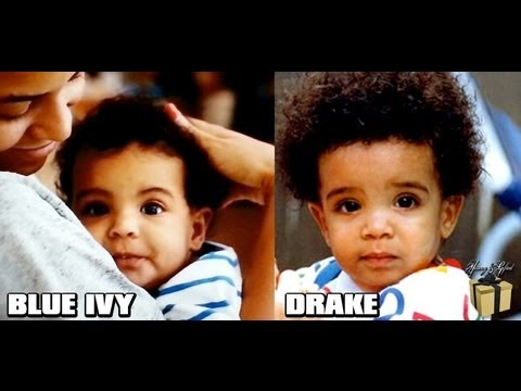 Drake says new album cover art is NOT a photo of Blue Ivy