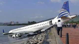 Najbardziej niebezpieczne lotniska świata!