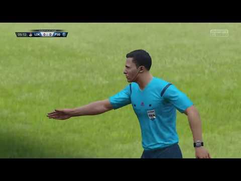 LFRM.net | United World League | Matchday 4 | Lokomotiv Moscow v PSG