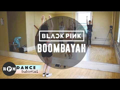 download lagu BLACKPINK Boombayah Dance Tutorial Choru gratis