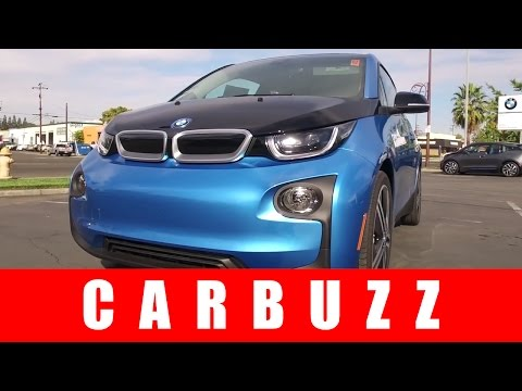 2017 BMW I3 UNBOXING Review - Is It Worth It Instead Of A Chevrolet Volt?