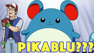 The Legend of Pikablu