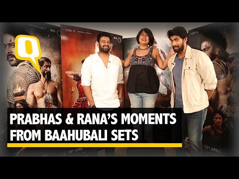 'Baahubali 2': Rana Daggubati Writes Prabhas' Matrimonial Profile
