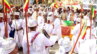 Ethiopian Orthodox Tewahedo Timiket celebration in Cairo, Egypt
