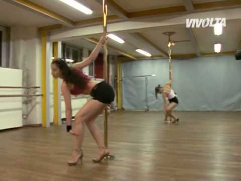 le pole dance un sport assez sensuel youtube. Black Bedroom Furniture Sets. Home Design Ideas
