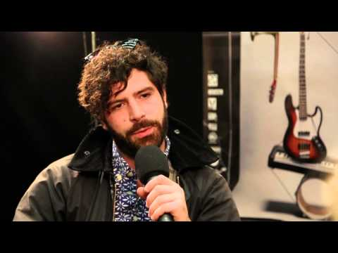 Interview Foals @ m4music Festival 2013