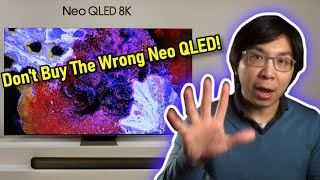 Samsung Neo QLED 2021 TV Lineup Explained (QN90A vs QN95A vs QN85A): 5 Things You Need to Know!