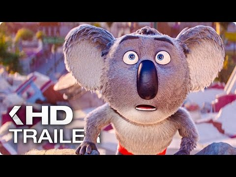 Sing ALLE Trailer & Clips German Deutsch (2016)