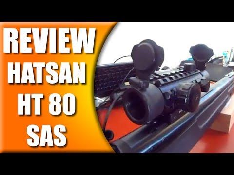 REVIEW CARABINA HATSAN HT80 SAS 5.5mm