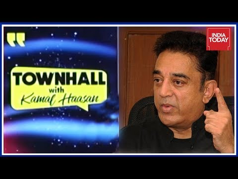 Townhall With Kamal Haasan: Kamal Exclusive On Launching New Party, Religious Extremism & More