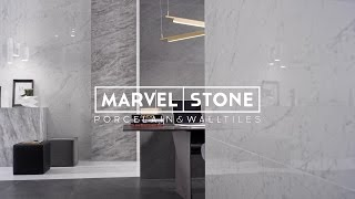 MARVEL STONE | Marble+Stone look | Atlas Concorde