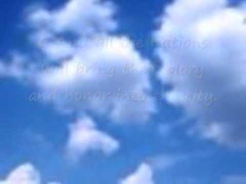 God tells us what Heaven looks like; No more pain