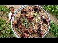 Chicken Mandhi Recipe | How To Cook Arabian Mandhi Rice | Traditional Mandi Recipe By Grandpa