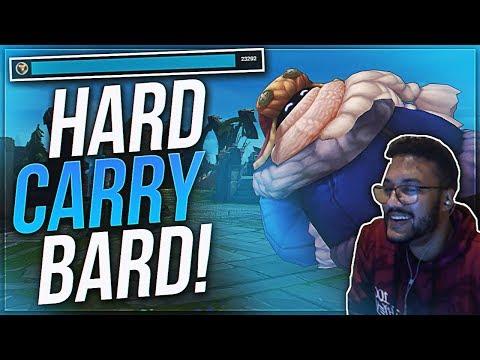 HARD CARRY BARD | Aphromoo