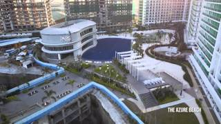 Azure Residences Construction Update February 2014