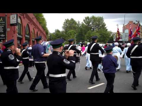 Glasgow clubs Abod parade Bridgeton 30/8/14 pt2