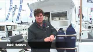 Minor 36 Offshore from Motor Boat & Yachting