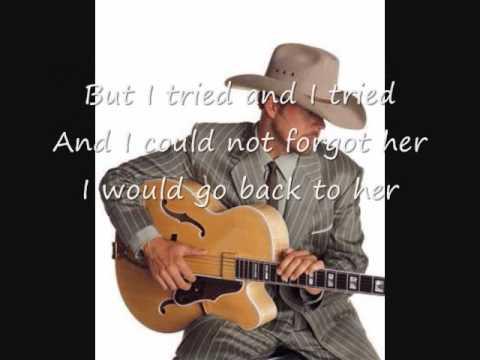 Gary Allan - Cryin For Nothin