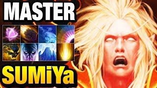 His Invoker Combo is so Smooth Sumiya - Invoker Combo Master