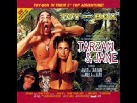 Toybox - Tarzan And Jane With Lyrics video