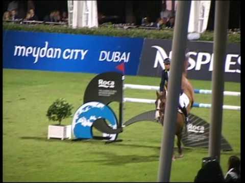Billy Birr GP Barcelona Jump Off Cassio Rivetti