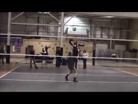 Kaylin Johnson Volleyball Kaylin Johnson Skills Jan 15