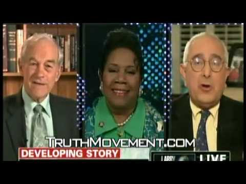Ben Stein Accuses Ron Paul of Anti-Semitism on Larry King