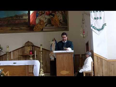 Misa Católica 12 Febrero 2013 - Lecturas y Homilía  - ecatolico.com