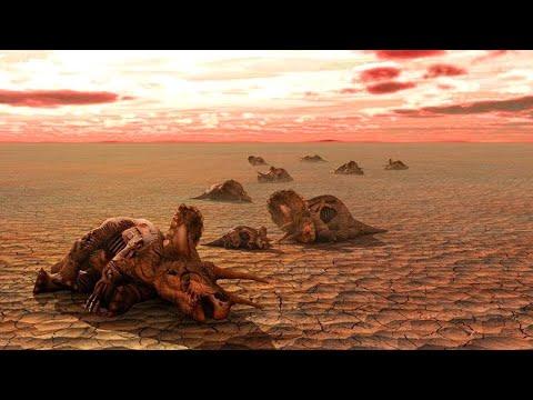 Как Вымерли Динозавры?