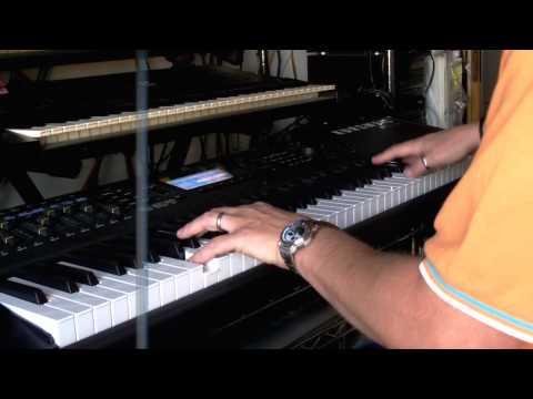 Kurzweil PC3K8 - Demo Piano by Andrea Girbaudo