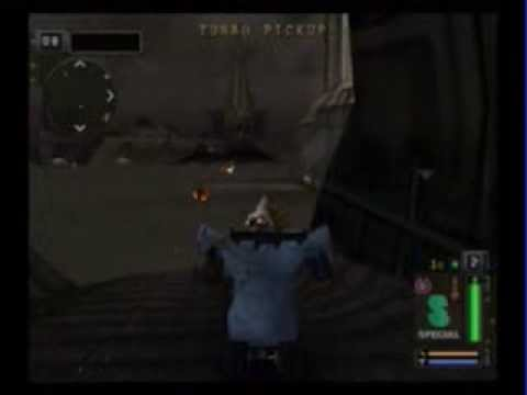 Cheat Code Mode [Twisted Metal Black] 3