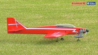 PB Models CRESCENT BULLET Retro Low Wing RC SPORT PLANE