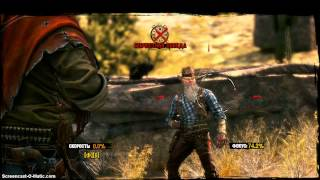 стреляемся в call of juarez gunslinger