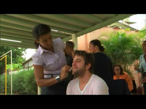 Elliott Yamin : Angola 2010 Video
