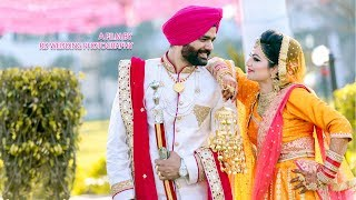 Sikh Wedding Highlights 2018 || Bikramjeet Weds Jaspreet || RD Wedding Photography || Batala ||