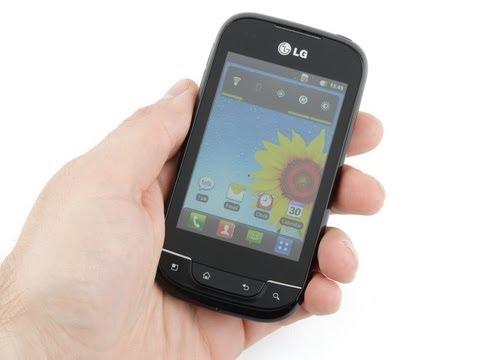 LG Optimus Net Review