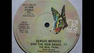Sergio Mendes The New Brazil 77 The Real Thing Super Rare 12 34 Inch Version