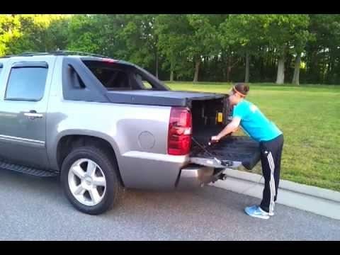 Chevrolet Avalanche Cadillac Escalade Ext Custom Sliding
