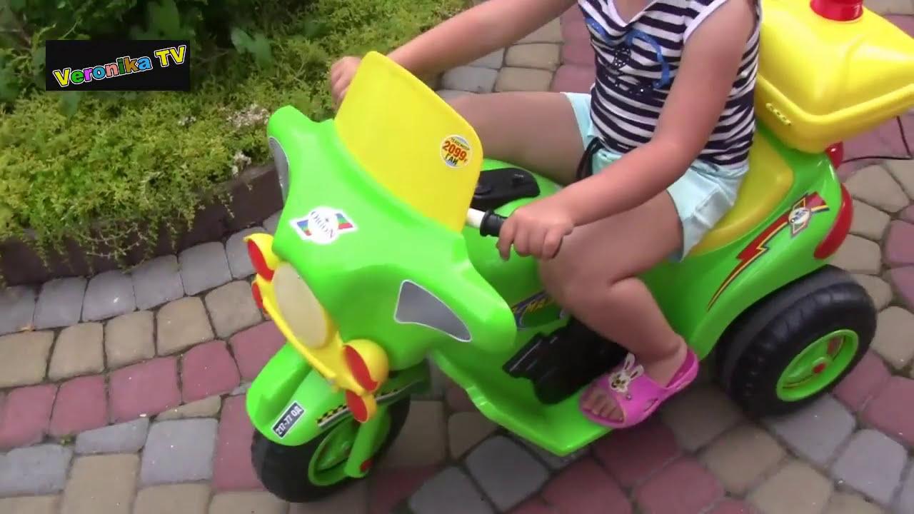 Ремонт детского электромотоцикла своими руками 81