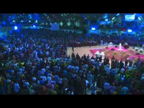 #1bishop David Oyedepo-a Night With The King #1 video