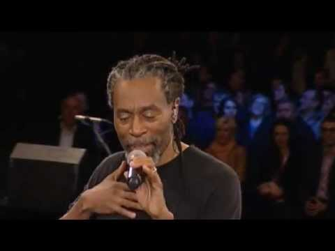 """Bobby McFerrin performing live with a crowd in Kaunas Hall. Song """"I Can See Clearly Now"""" Filmed by http://www.kts-broadcast.com on May 1st 2011. (composer: Johnny Nash) Buy a DVD of this..."""
